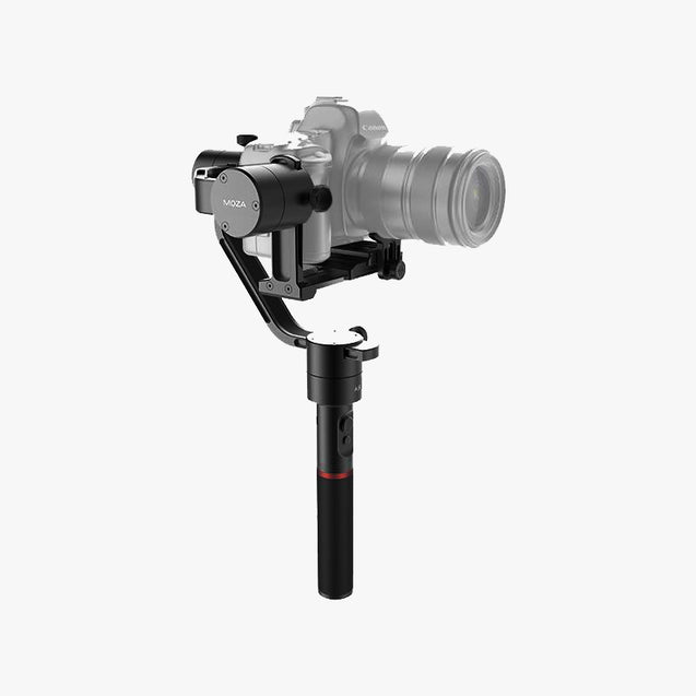 Moza Air 3-Axis Motorized Gimbal Stabilizer DSLRs Mirrorless Cameras, Dual Handgrips - GadgetiCloud