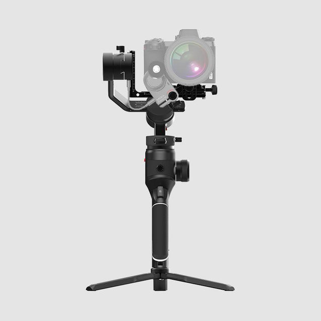 MOZA AirCross 2 Professional Camera Stabilizer beyond your imagination front with tripod