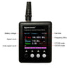 New ver 4.0 Frequency Counter SF-401 Plus Surecom Portable CTCSS/DCS Decoder - GadgetiCloud
