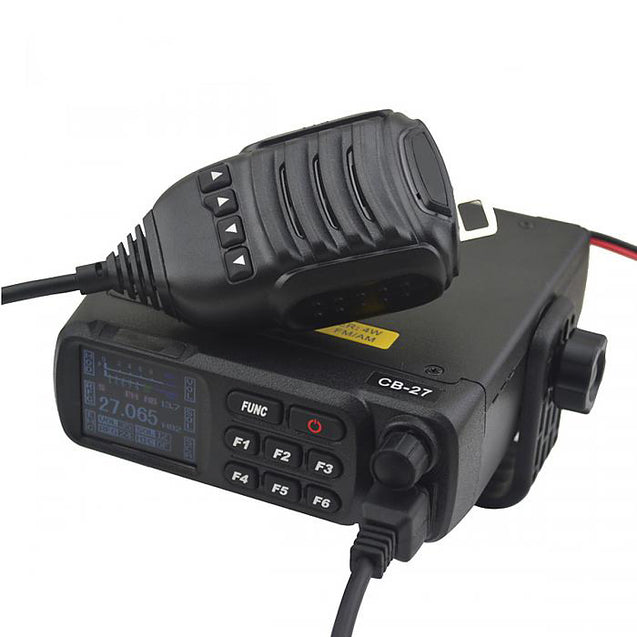 SURECOM CB Radio CB27 Mobile radio 26.965-27.405MHz AM/FM - GadgetiCloud