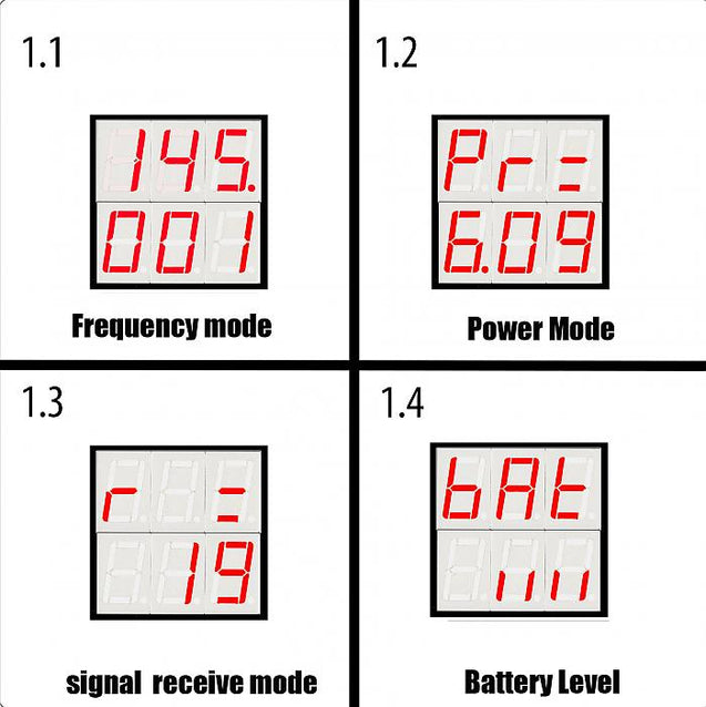 SURECOM SF-20 20W Power Meter and Frequency counter - GadgetiCloud