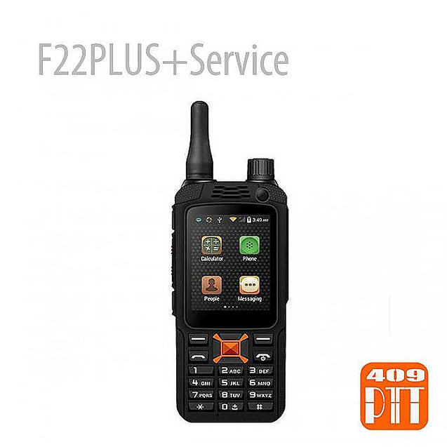 SURE F22 + 3G WiFI Android Network Walkie Talkie + Service - GadgetiCloud