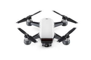 DJI Spark Fly More Combo White - A mini drone that features all of DJI's signature technologies - GadgetiCloud