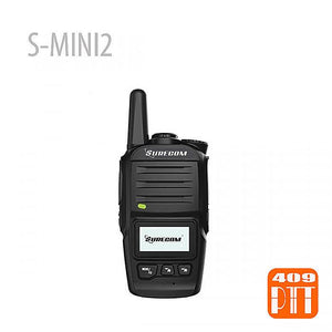 Surecom S-Mini2 Network Walkie Talkie + Service (PayPal payment +HK$40) - GadgetiCloud
