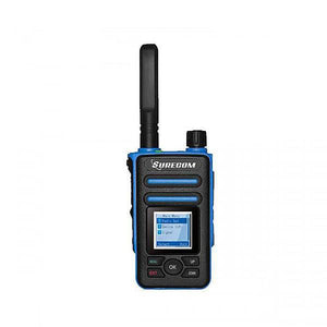 Surecom S-TX8PLUS LCD Network Walkie Talkie + Service (PayPal payment +HK$40) - GadgetiCloud
