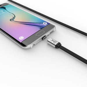 Lexuma XMAG – Magnetic Micro USB Cable (For Android Devices) - GadgetiCloud