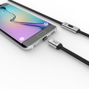 Lexuma XMAG – Magnetic Micro USB Cable COMBO (Android) - GadgetiCloud