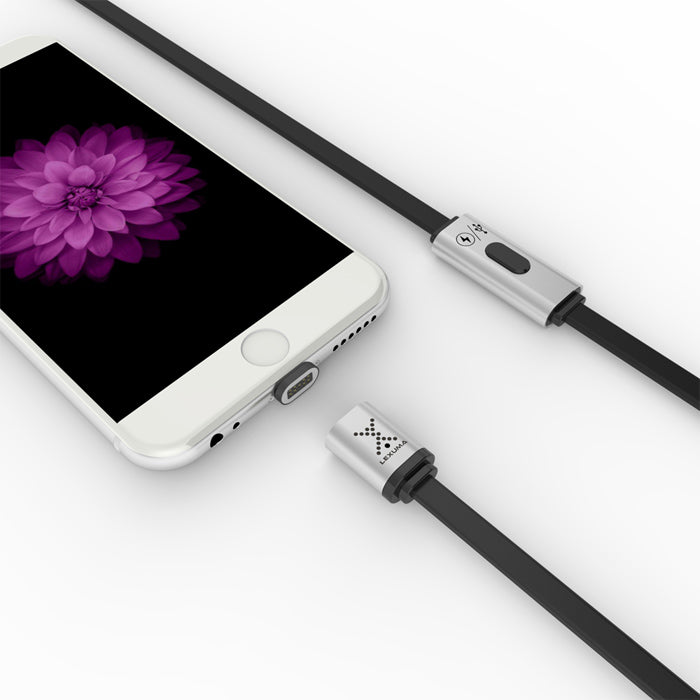 Lexuma magnetic charging cable for apple