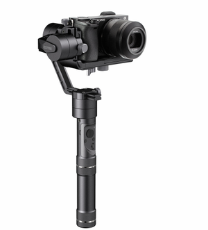 ZHIYUN CRANE-M - 3 axle Brushless Manual Stabilizer (For mirrorless Action Camera) - GadgetiCloud