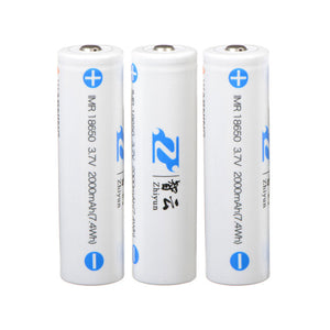 ZHIYUN Li-ion 18650MP Battery (3pcs) - GadgetiCloud