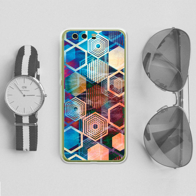 Personalized Case for Android - Colors of Life - GadgetiCloud