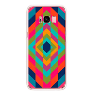 Personalized Case for Android - Geometric Pattern - GadgetiCloud