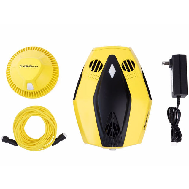 chasing dory underwater drone submarine full hd camera buoy pack