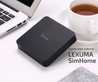 Lexuma SimHome - Cloud Dual SIM 4G Voice Roaming Gateway - GadgetiCloud