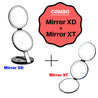 LED Lighted Beauty Makeup Mirrors COMBO - GadgetiCloud