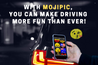Mojipic led emojis display car rear window led board baby in car messages