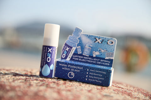 Image of Lexuma X2O (10ml) - Waterproof / Water Repellent Spray For Electronic Devices - GadgetiCloud