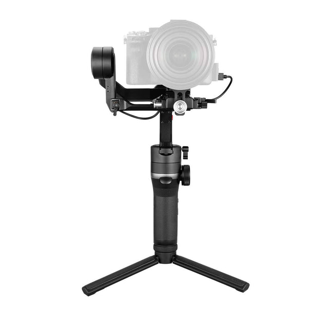 ZHIYUN Weebill-S Compact 3-Axis Handheld Gimbal Stabilizer for Mirrorless and DSLR Cameras & Lens Combos with tripod
