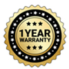 Image of One year warranty