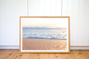 HELLO SUNRISE BEACH PHOTO PRINT - Ivy And The Fox