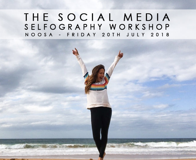 SELFOGRAPHY WORKSHOP : NOOSA - Ivy And The Fox