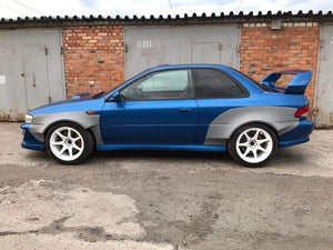 Wide body kit Stan pro +50mm Subaru Impreza GC GF