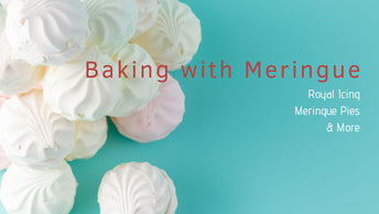 How to Use Meringue Powder in Baking