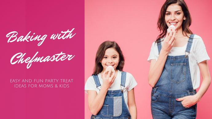 Easy and Fun Party Treat Ideas for Moms & Kids