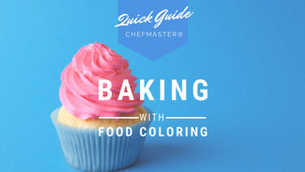 Food Coloring for Baking 101: Fundamentals, Tips & Tricks