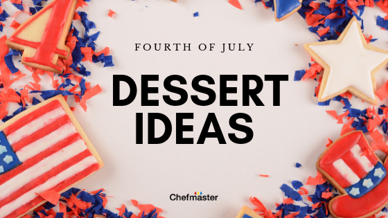 Fourth of July Dessert Ideas