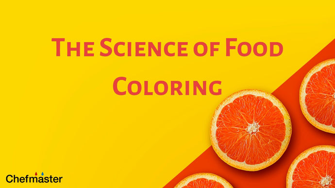 The Science of Food Coloring