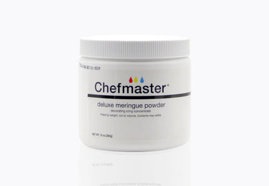 Chefmaster Deluxe Meringue Powder 10 oz