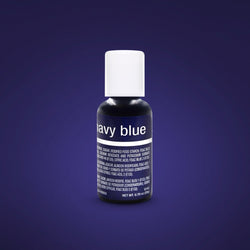 Navy Blue Liqua-Gel Food Coloring 20ml