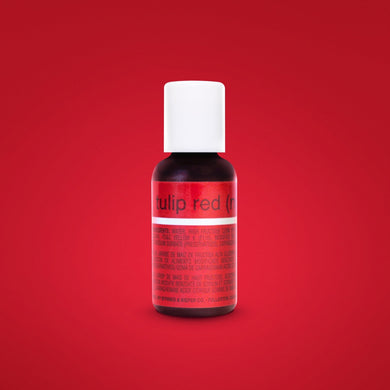 Tulip Red Liqua-Gel Food Coloring 20ml