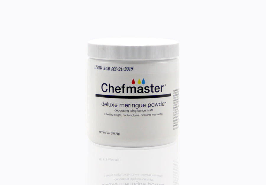Chefmaster Deluxe Meringue Powder 5 oz