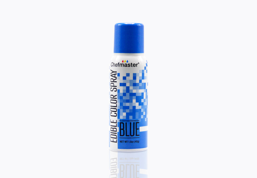 Blue Edible Spray Paint 1.5oz