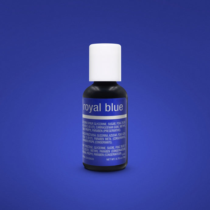 Royal Blue Liqua-Gel Food Coloring 20ml