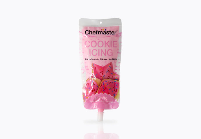 Cookie Icing Pink 7oz