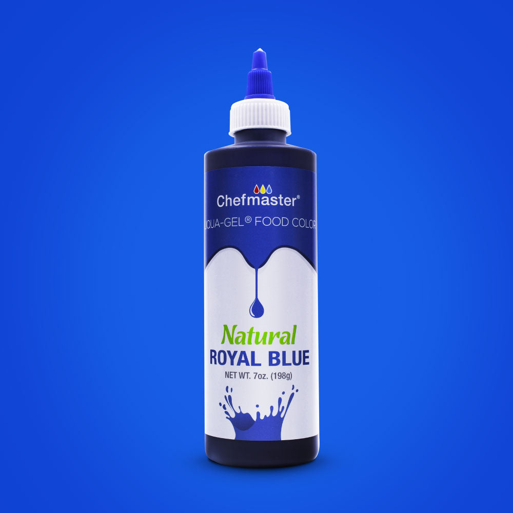 Royal Blue Natural Food Coloring 7 oz.