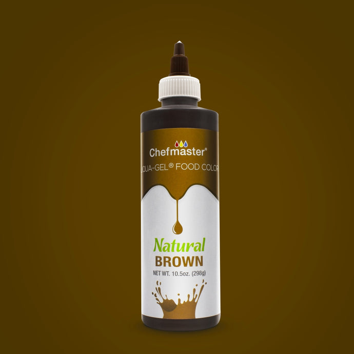 Brown Natural Food Coloring 10.5 oz.