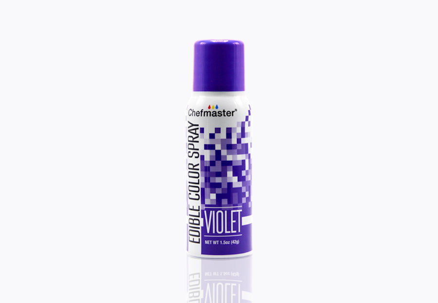 Violet Edible Spray Paint 1.5oz