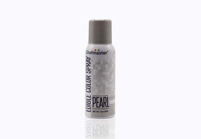 Edible Metallic Pearl Spray Paint 1.5oz