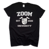 Zoom University Social Distancing T-Shirt