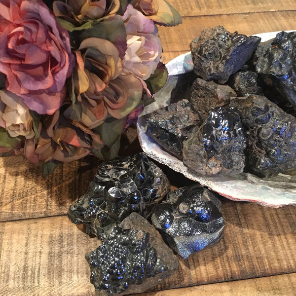 Natural Hematite Chunks