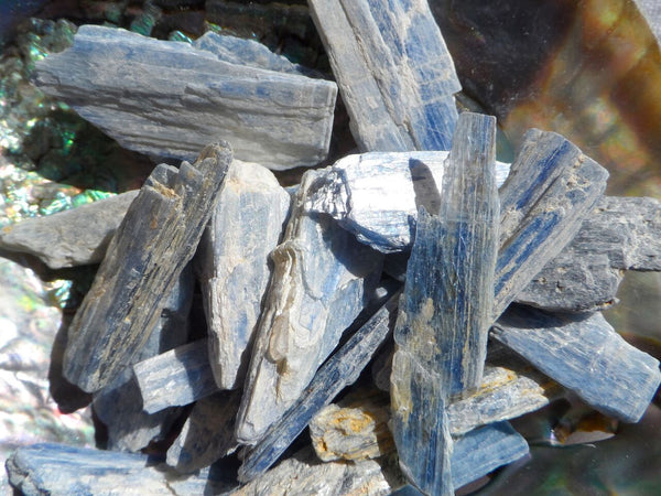 Blue Kyanite Blades (Small)