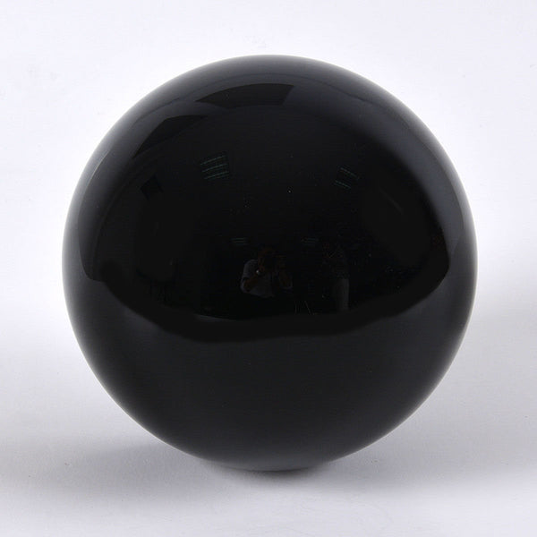 Black Obsidian Sphere (80mm - 90mm)