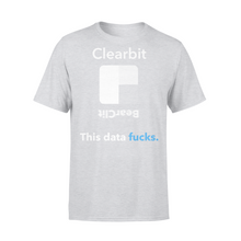 Clearbit T-shirt white - Basic Tee (3)