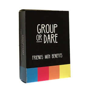 Group or Dare: Friends with Benefits (Adult Pack)