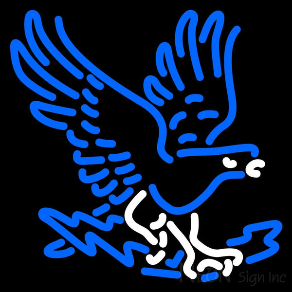 Air Force Falcons Primary 1963 1994 Logo NCAA Neon Sign 16x16