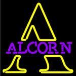Alcorn State Braves Steam Neon Sign
